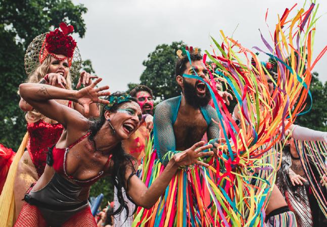 Volta Carnaval! Esta galeria do 'I Hate Flash' é um hino de amor e saudade