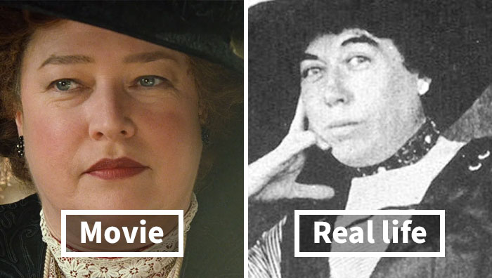 Molly Brown, passageira do Titanic