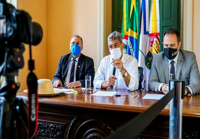 'Contribua com sua vida para salvar a economia', diz prefeito de Porto Alegre sobre isolamento