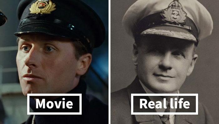 Segundo imediato Titanic