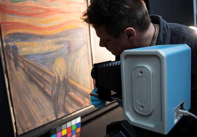 'O Grito' tem mistério desvendado em frase que fala sobre estado de saúde de Edvard Munch