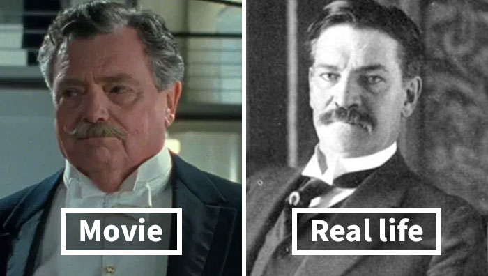 Coronel Gracie no Titanic