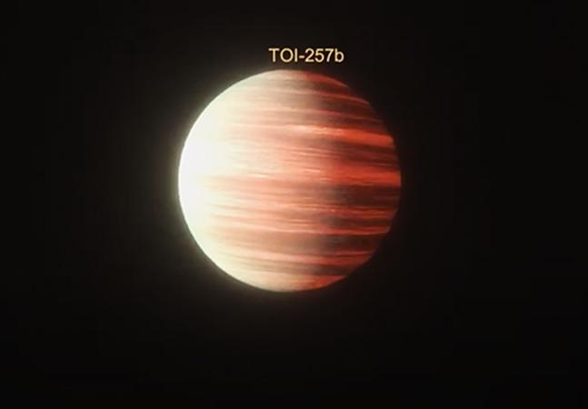 Brasileiros auxiliaram busca por exoplaneta a 250 anos-luz da Terra com ajuda de dados da NASA