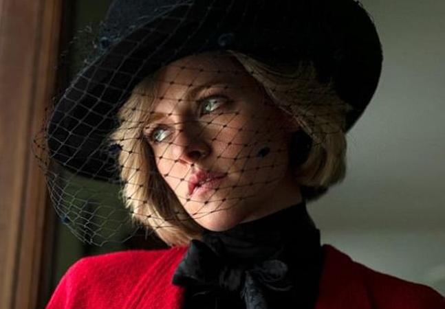 Kristen Stewart aparece deslumbrante como Diana em novo filme sobre princesa