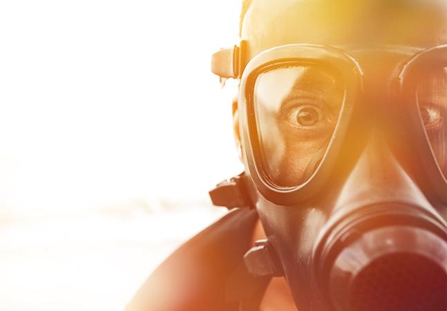 Existe o fedor e existe a tioacetona, o composto químico mais fedorento do mundo