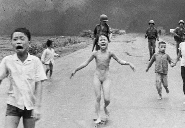 A história por trás de algumas das fotos mais emblemáticas a vencer o Pulitzer