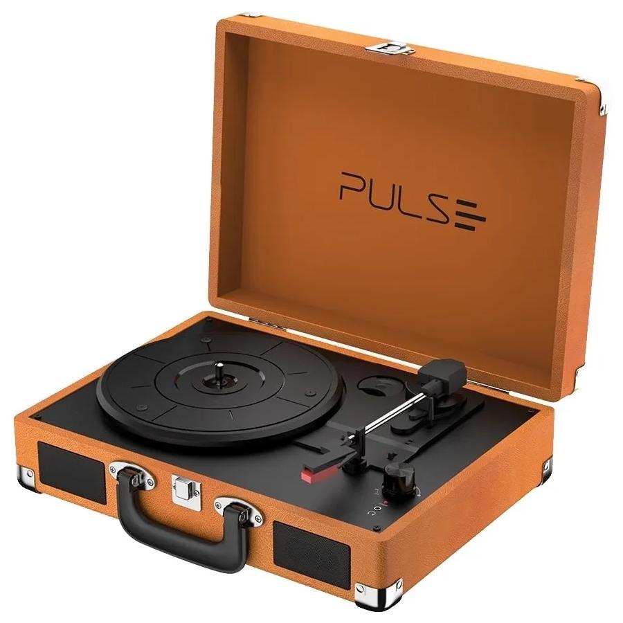 Vitrola Retrô Pulse Suitcase