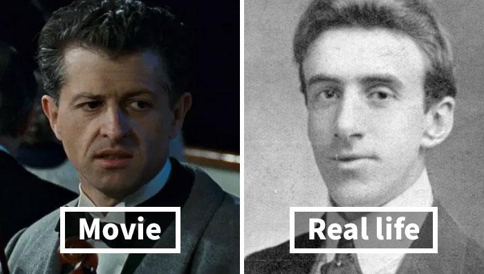 Violinista que tocou no Titanic