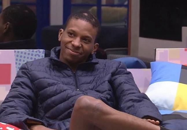 Lucas coloca saúde mental como prioridade e diz esperar Gilberto: 'Carinho muito grande'