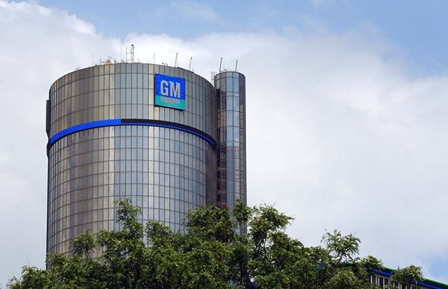 Sede da GM na cidade de Detroit, nos EUA