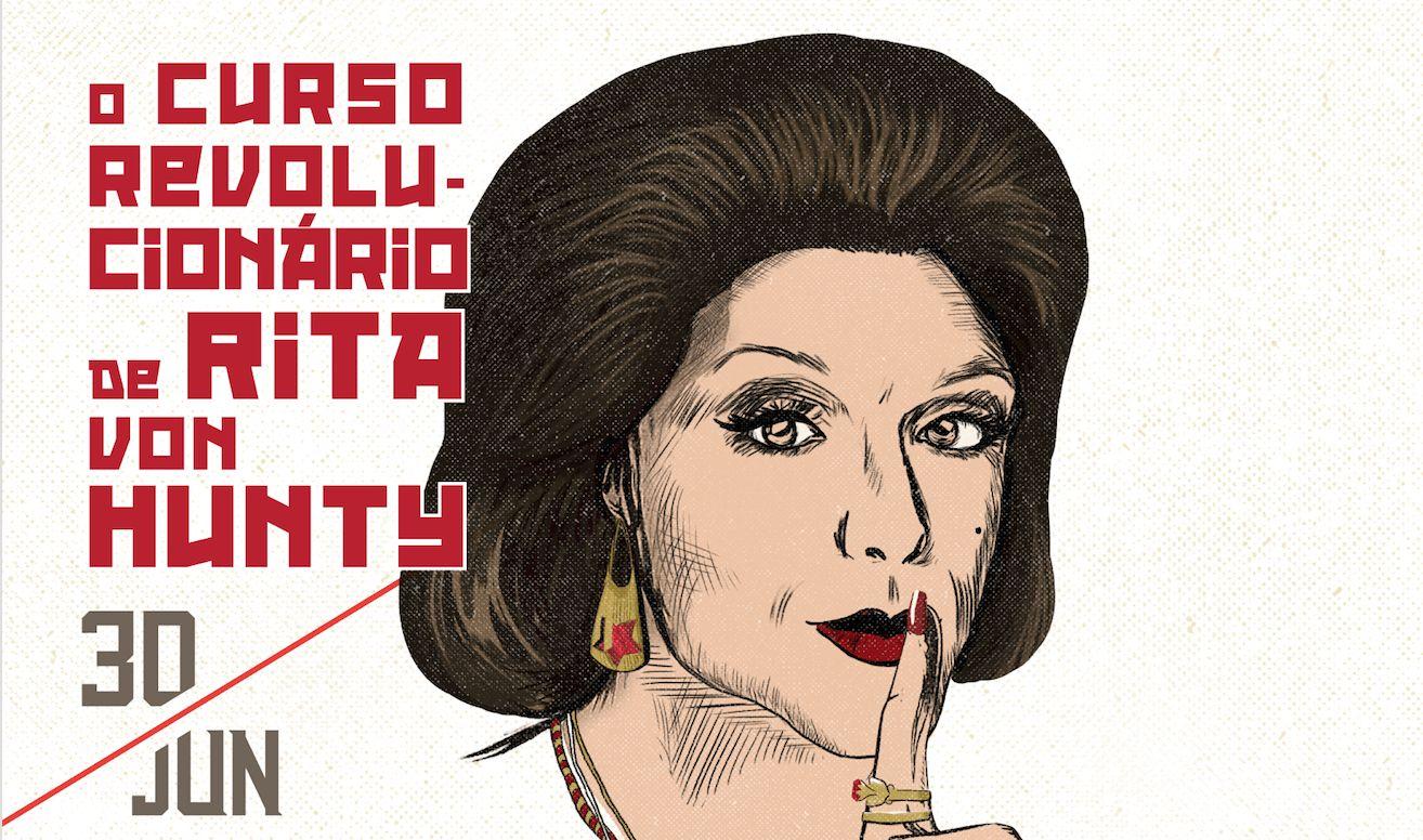 Curso Revolucionário de Rita von Hunty