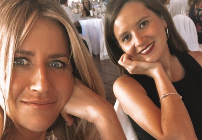 Jennifer Aniston? Argentina viraliza por semelhança com estrela de 'Friends'