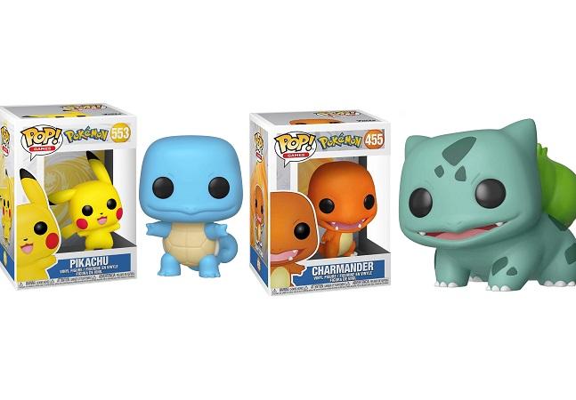 Pokémon: conheça os melhores Funkos inspirados na franquia