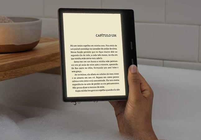 Kindle Oasis: por que comprar o modelo 'top de linha' da Amazon?