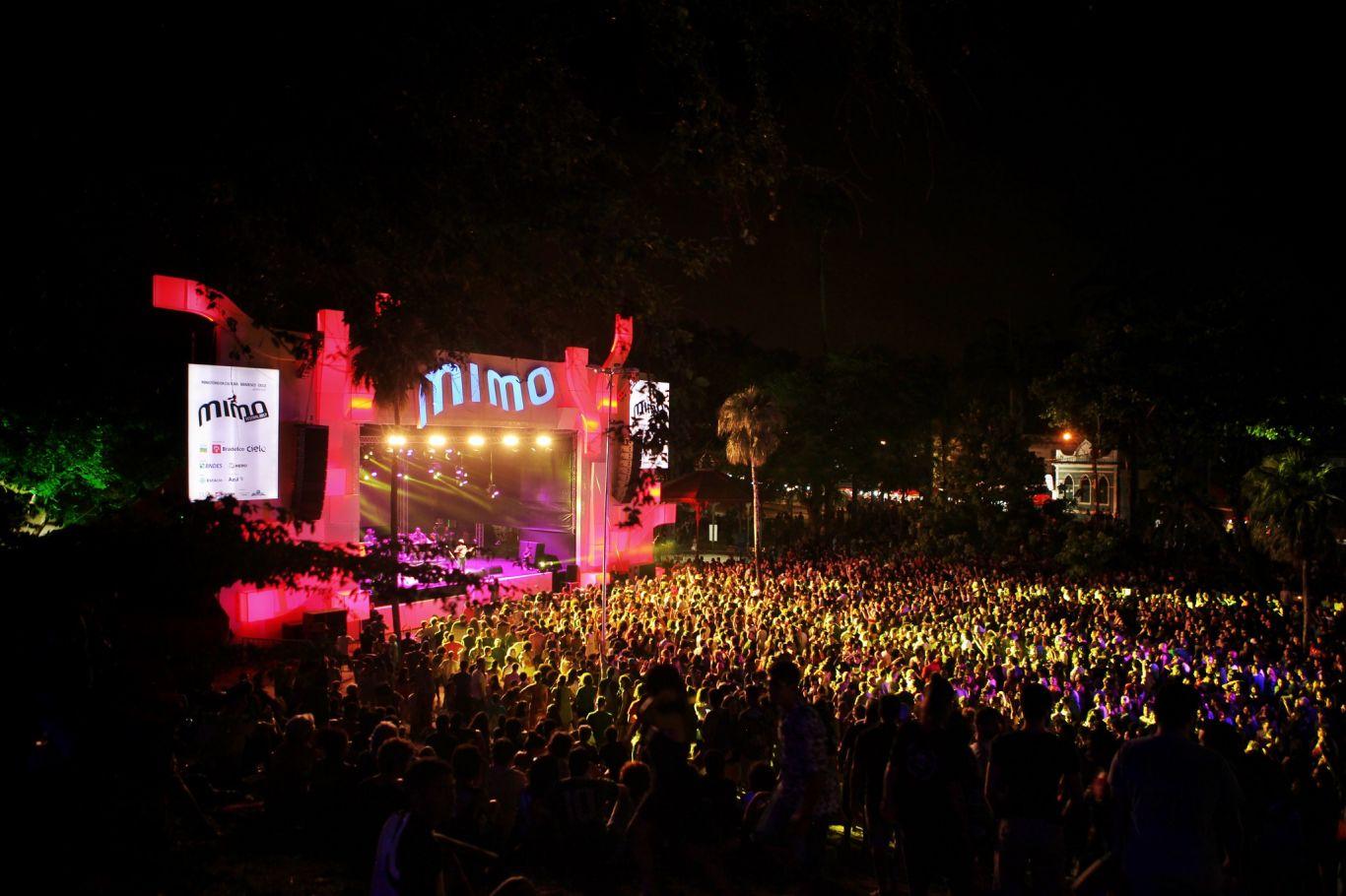MIMO Festival em Olinda