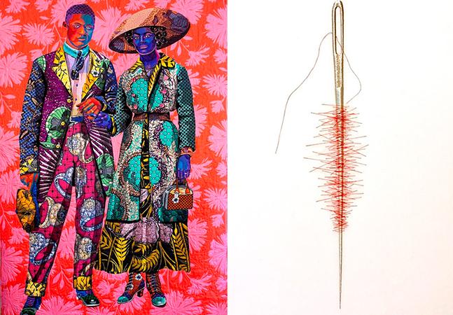 Arte têxtil: 5 artistas mulheres que utilizam tecidos e técnicas para criar grandes obras de arte