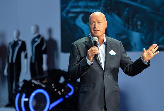 Bob Chapek, CEO do grupo Disney