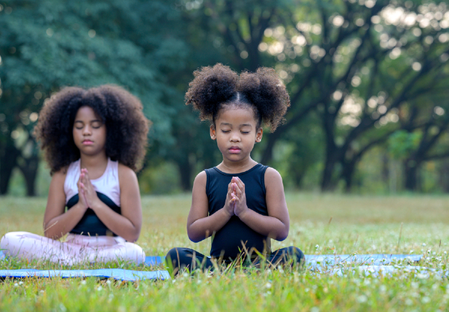 Sexualidade e Yoga Kemetic são enfoque de websérie para a primeira infância