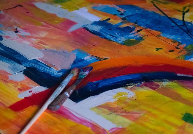 O que é preciso para começar a pintar? 6 itens que vão te ajudar
