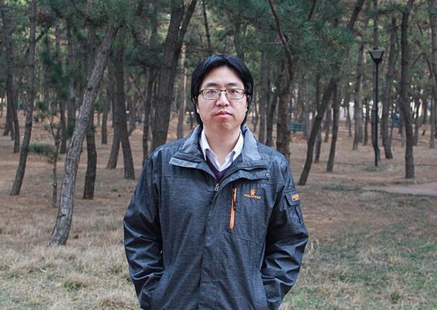 O professor Qing-He Zhang, da Universidade Shandong