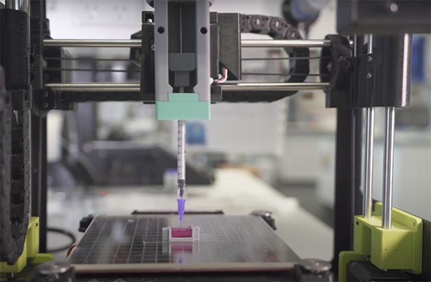 A impressora 3D da University of New South Wales