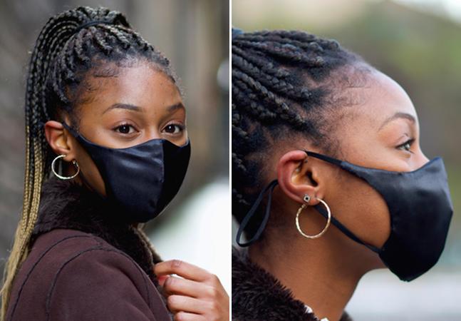 Máscara facial de luxo promete evitar a acne e o mau hálito
