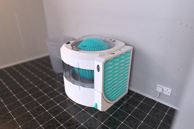 A máquina Lava Aqua X
