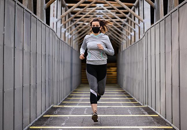 Mulheres impulsionam aumento da prática de atividades físicas em 2020, aponta pesquisa