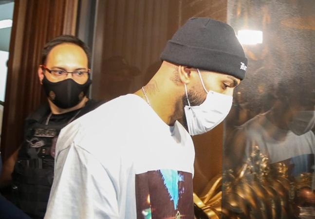 Gabigol é acusado de contravenção por noitada em cassino durante lockdown