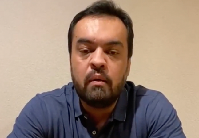 Covid: Governador do RJ diz que 'amigos acabaram aparecendo' em festa com aglomeração
