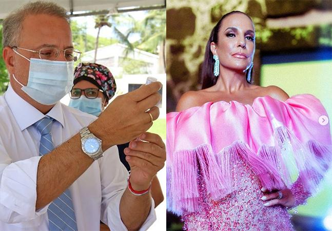 Ivete Sangalo pede respeito após cobrança de secretário na Bahia