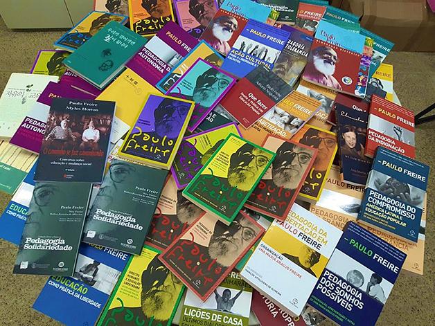 Livros de Paulo Freire