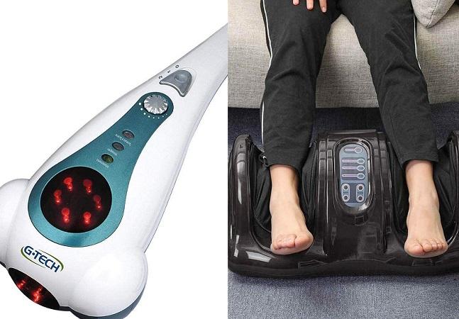 Massageador: 10 aparelhos para relaxar e aliviar o estresse