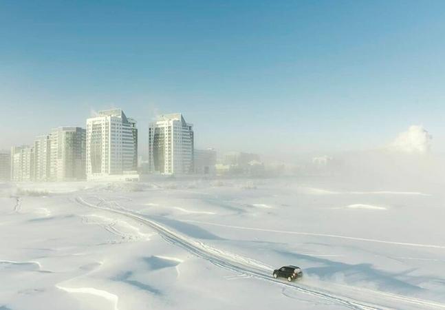 Lacútia: uma das regiões mais frias da Rússia é feita de diversidade étnica, neve e solidão