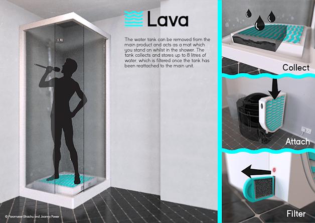 Instruções sobre o funcionamento da Lava Aqua X