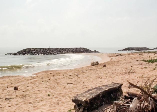 A praia na Tailândia onde o âmbar gris foi encontrado