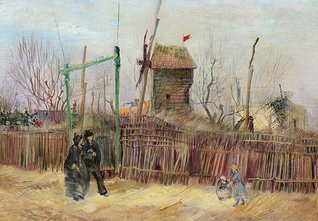 Van Gogh tem quadro revelado ao público pela 1ª vez em 100 anos; pintura foi a leilão