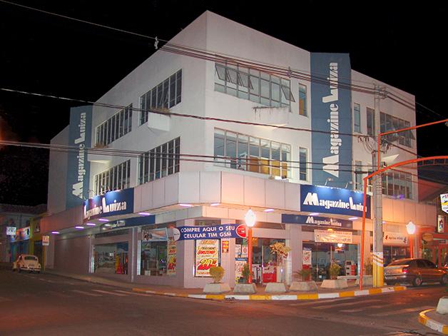 Magazine Luiza em São Paulo: uma das 1000 lojas espalhadas pelo país