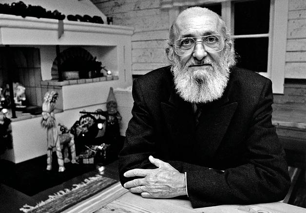 O educador Paulo Freire