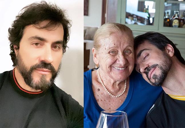Padre Fabio de Melo desabafa sobre mãe intubada com covid-19