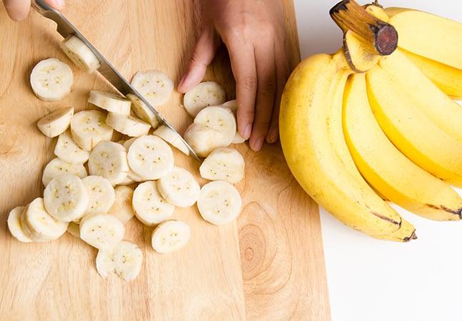 Banana tem origem na Ásia e faz bem para o coração