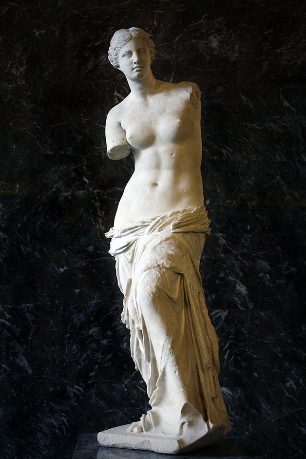 a Vênus de Milo