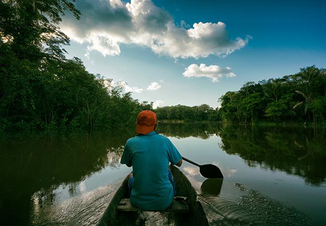 Povos indígenas protegem e salvam as florestas segundo relatório da ONU