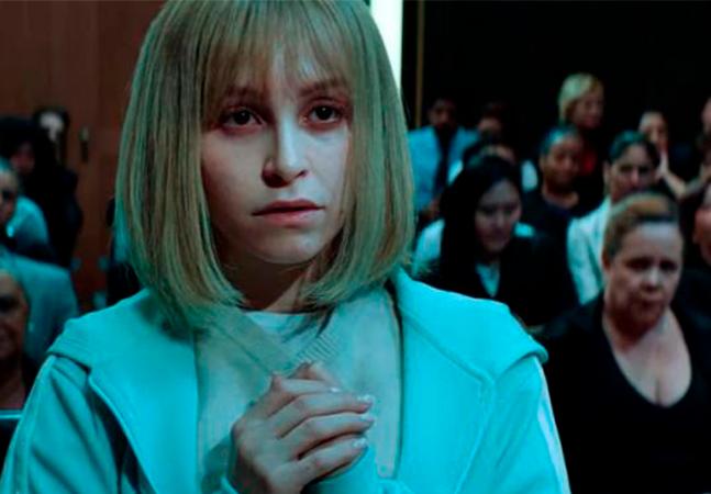 Carla Diaz vive Suzane von Richthofen em filme que ganha trailer inédito
