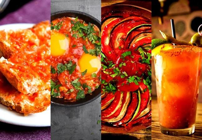 Tomate: 6 receitas com a fruta mais popular do planeta