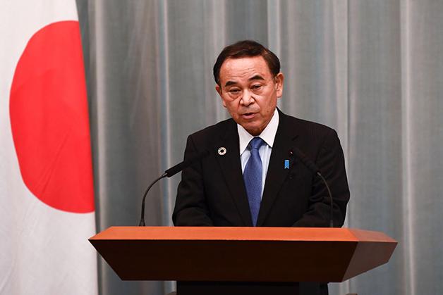 Tetsushi Sakamoto, Ministro da Solidão japonês