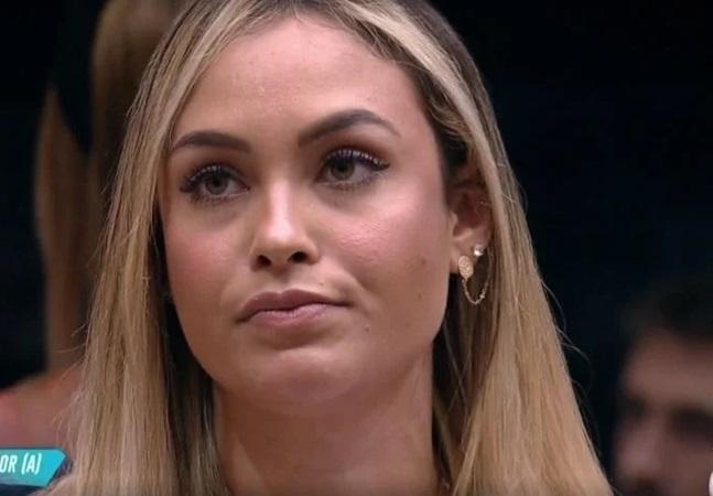 'BBB': Sarah volta a falar de pandemia e diz que covid é 'desculpa para ficar em casa'