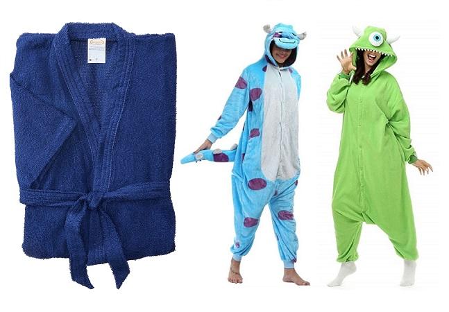 Pantufa, roupão, roupa de cama: opções confortáveis e divertidas para ficar em casa