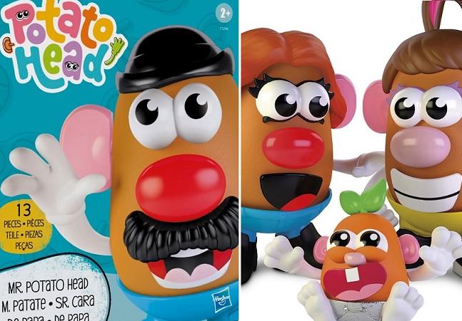 Senhor Cabeça de Batata vira brinquedo de gênero neutro e muda de nome