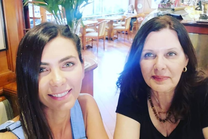 Covid: filha de Datena diz que situação da mãe 'é complicada'